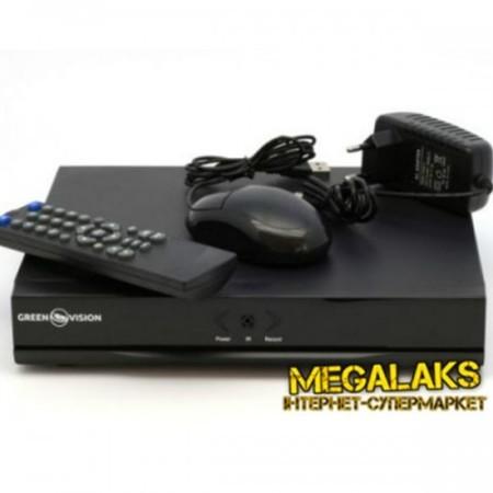 Гибридный видеорегистратор Ahd Green Vision Gv-a-s032/04 ** 1080n