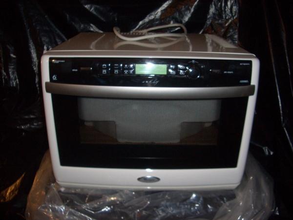микроволновая мультифункциональная печь духовка Whirlpool JT369BL