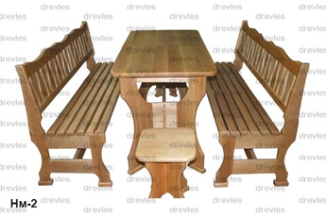 Набор мебели №2 / Нм-2