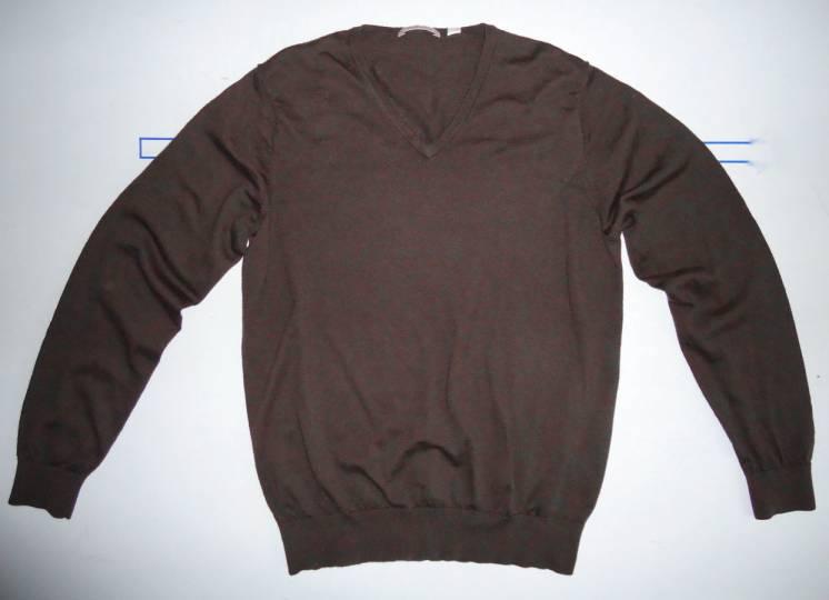 Пуловер Extra Fine Merinowool шерстяной (XL)