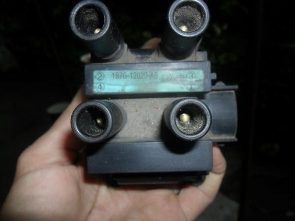 Катушка зажигания Форд Мондео 3,  2.0 дюратек, двигатель CJBA