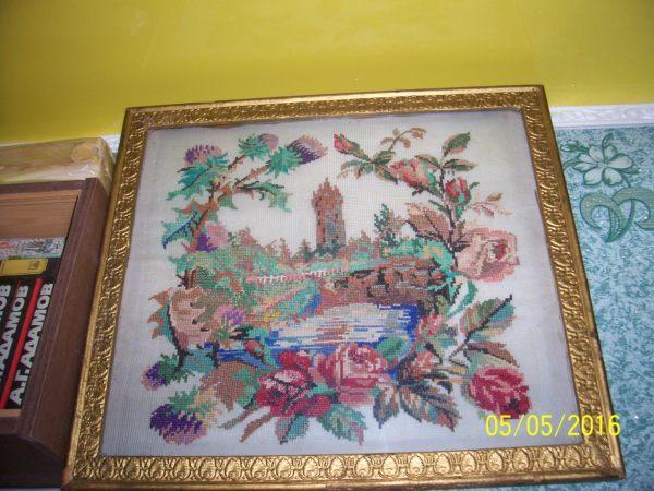 Продам картину ручной работы (вышивка)