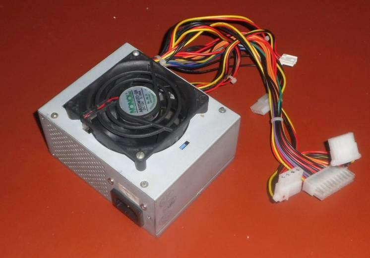 Блок питания ILSSAN ISP-120S, micro ATХ