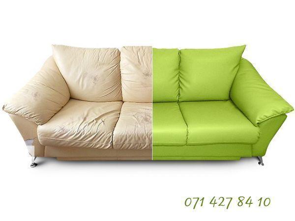 Перетяжка, реставрация мягкой мебели.