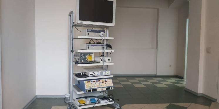 Лапароскопические инструменты и оборудование(ремонт оборудования)