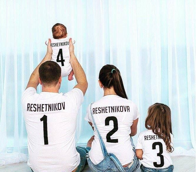 Архив Продам футболки для всей семьи: 306 грн. - Блузки, рубашки Киев на  BESPLATKA.ua 8423888