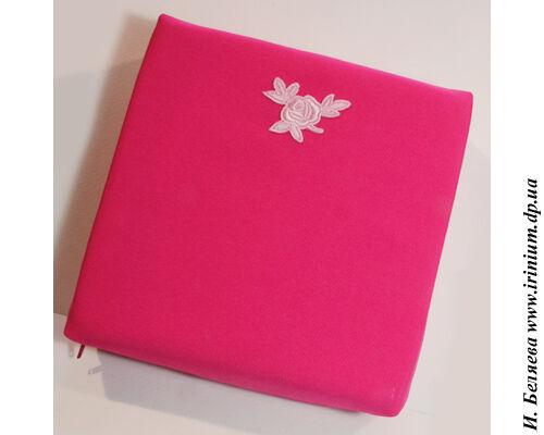 Подушка для растяжки на занятиях художественной гимнастикой (пошив)