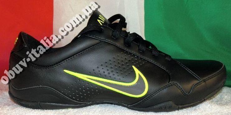 Кроссовки мужские кожаные фирмы Nike Air Compel оригинал