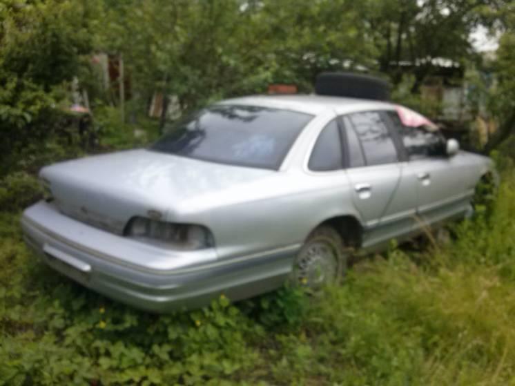 Ford victoria crown 1992-94 4.6 серебро акп AOD-E 4r70w по з-ч