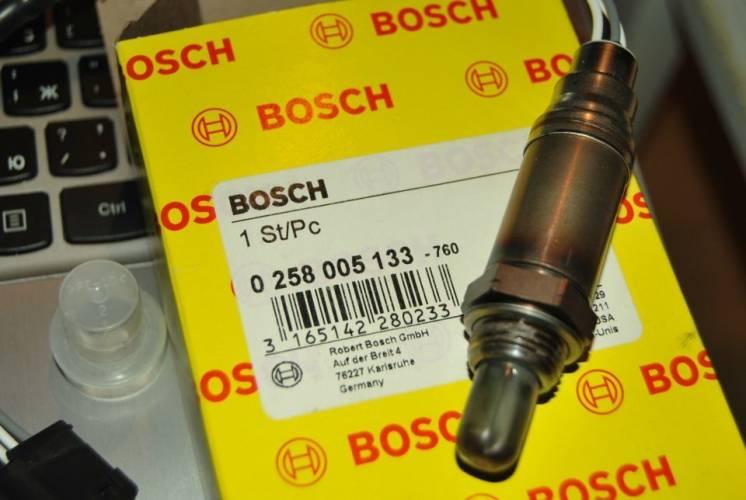 Лямбда-зонд Bosch Lada Samara 133