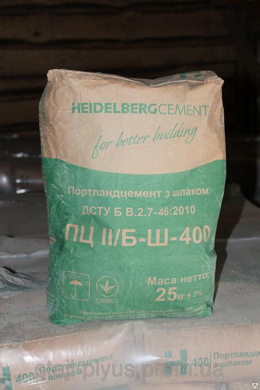 Цемент марка 400,500