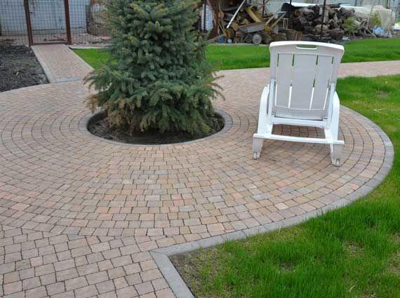 Плитка тротуарная вибролитая сухопрессованная в харькове