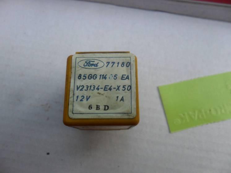 Реле Форд / 85GG 11406 EA / V23134-E4-X50 / 1 Aмпер