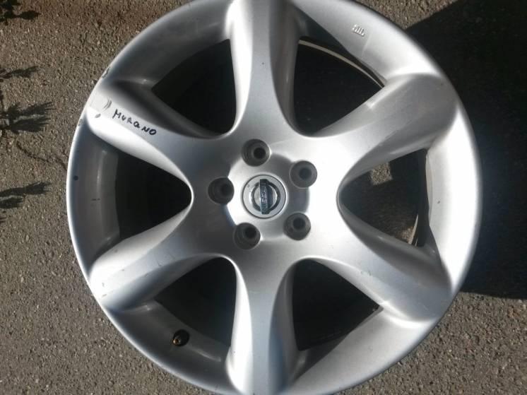 Диски оригинальные Nissan Murano, X-Trail, Maxima R-18. Поштучно!