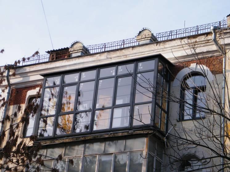 Балконы и лоджии Rehau от дизайн пласт