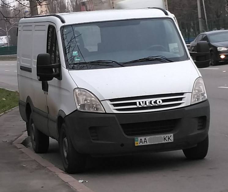 Iveco Daily 35s14, 140 Hp 2008 г.