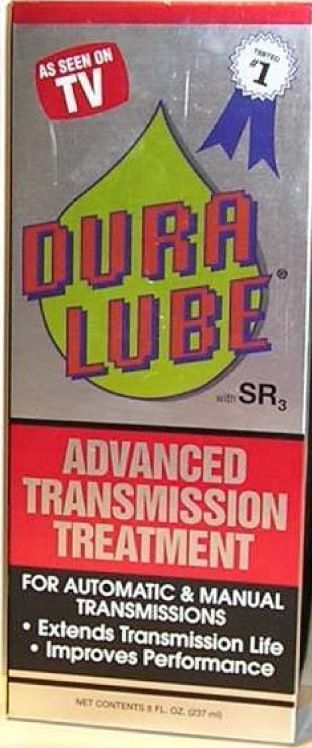 Dura Lube SR-3 Advanced Transmission Treatment /237мл.