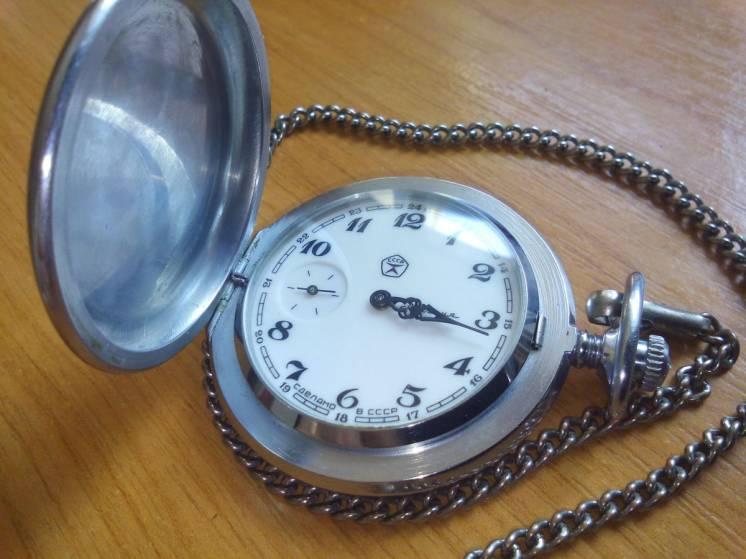 Карманные ссср продам часы на стоимость бабушка час