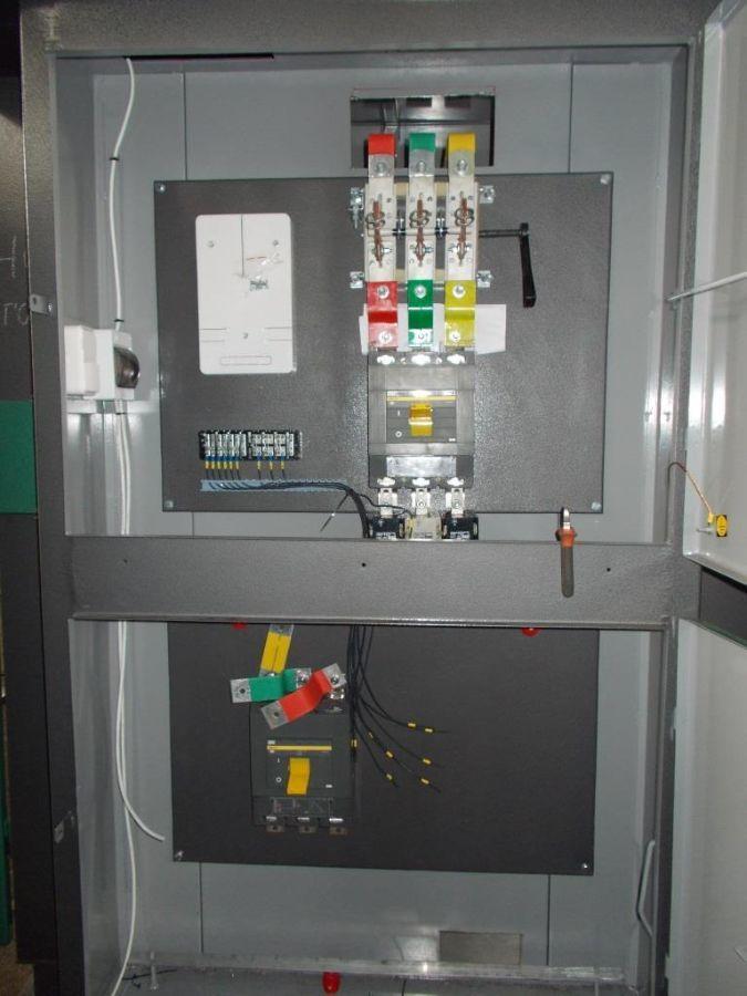 Комплектні трансформаторні підстанції ктпп 25-630/10(6)/0,4 ква