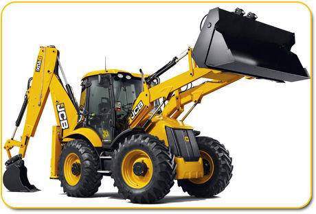 Запчасти для строительной техники JCB со склада и под заказ