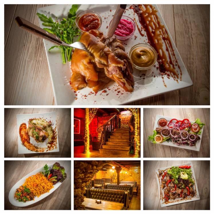 Фотосъемка еды, блюд для меню кафе, ресторана (фуд-фото) в Херсоне