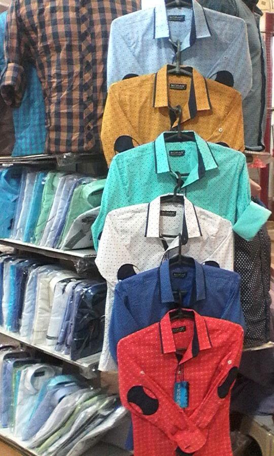 Рубашки однотонные с длинным рукавом от 160грн(огромный выбор цветов).