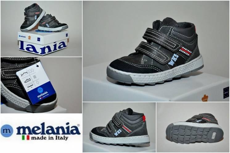 """Ботинки для мальчика """"Melania"""" Италия. р. 22, 23, 24, 25. Супер цена."""