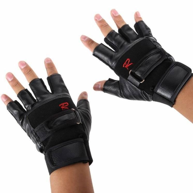 Беспалые перчатки для спорта