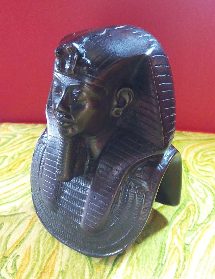 Фараон Тутанхамон пирамида Египет статуэтка Veronese