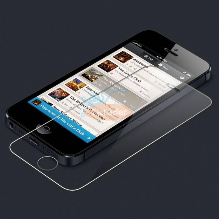 Защитное стекло айфон на iphone 4/4s5/5s/5c/se/6/6s Акция