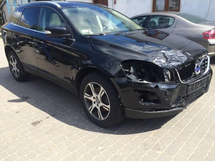 Volvo xc60 Разборка б.у запчасти
