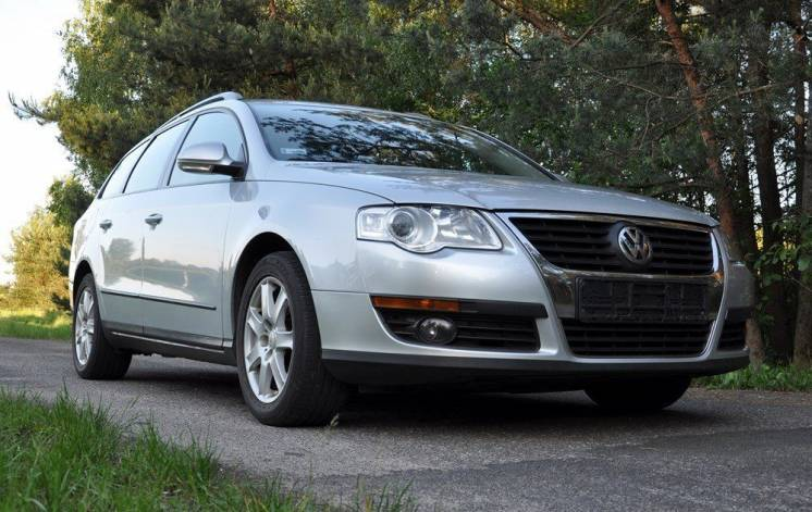 Разборка VW Passat b6 автозапчасти.