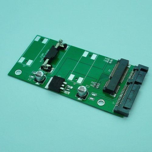 Адаптер SATA для подключения SSD винтов mSATA
