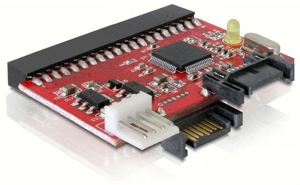 Адаптер IDE-SATA SATA-IDE двухсторонний