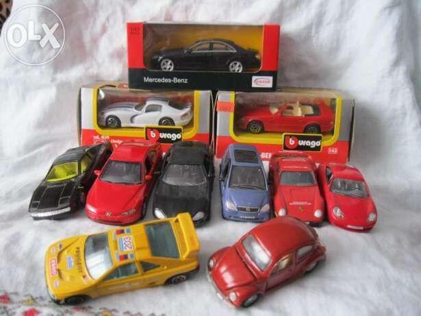 Моделі автомобілей