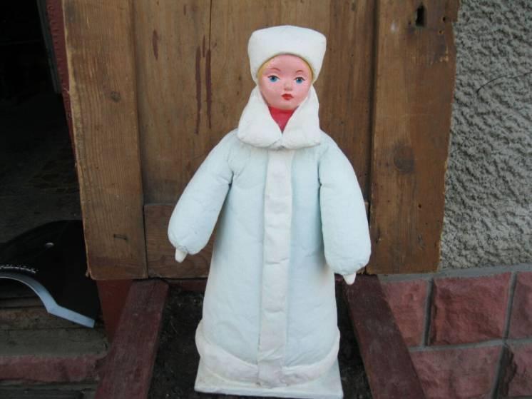 фігурка Снігурки
