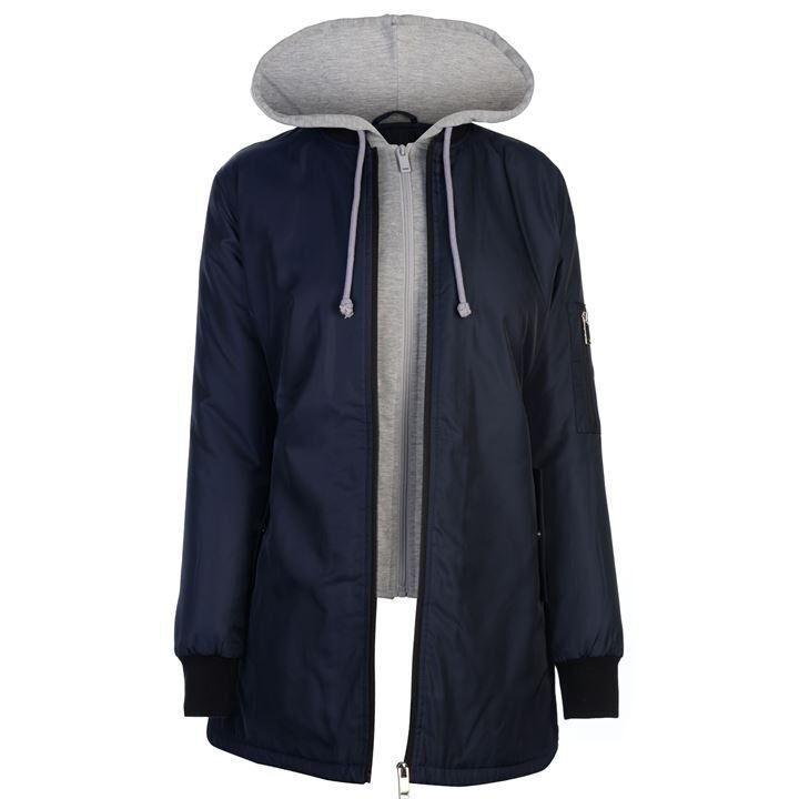 Демисезонна куртка плащ з капюшоном фірми lee cooper РОЗПРОДАЖ
