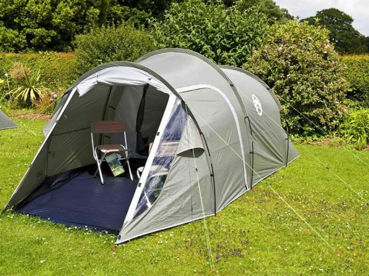 Палатка - Coleman 3+ 205111 Coastline Tent