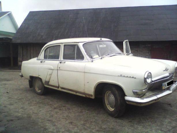 автомобиль ГАЗ 21