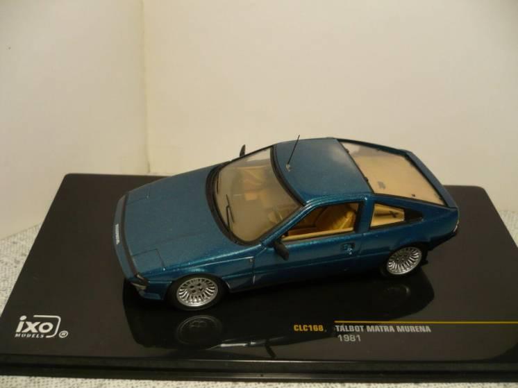 Talbot Matra Murena - Модель 1/43 IXO Models