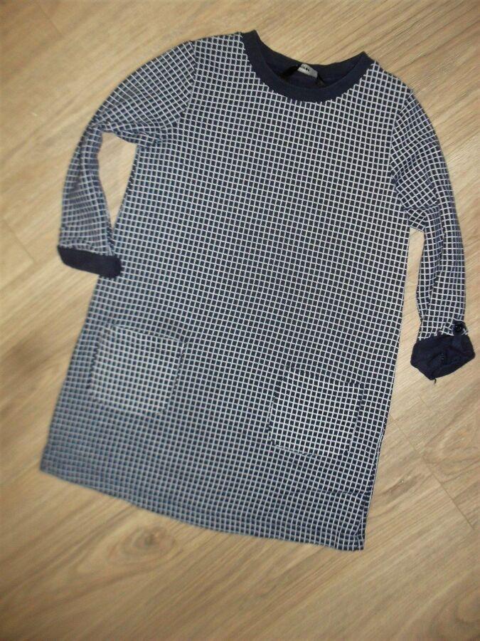 Свитшотное платье на 4-5лет