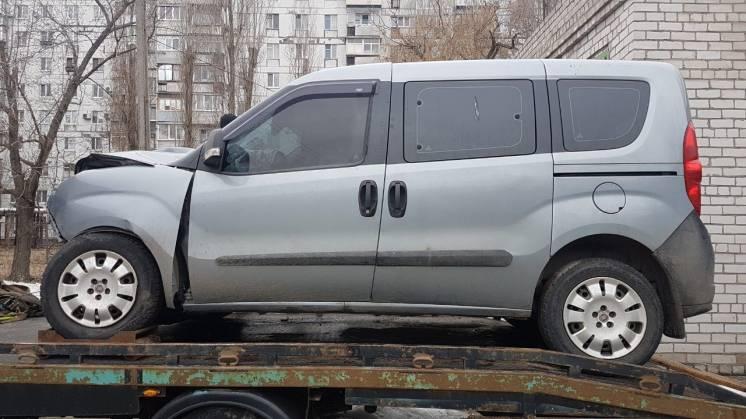 Fiat Doblo 2011г