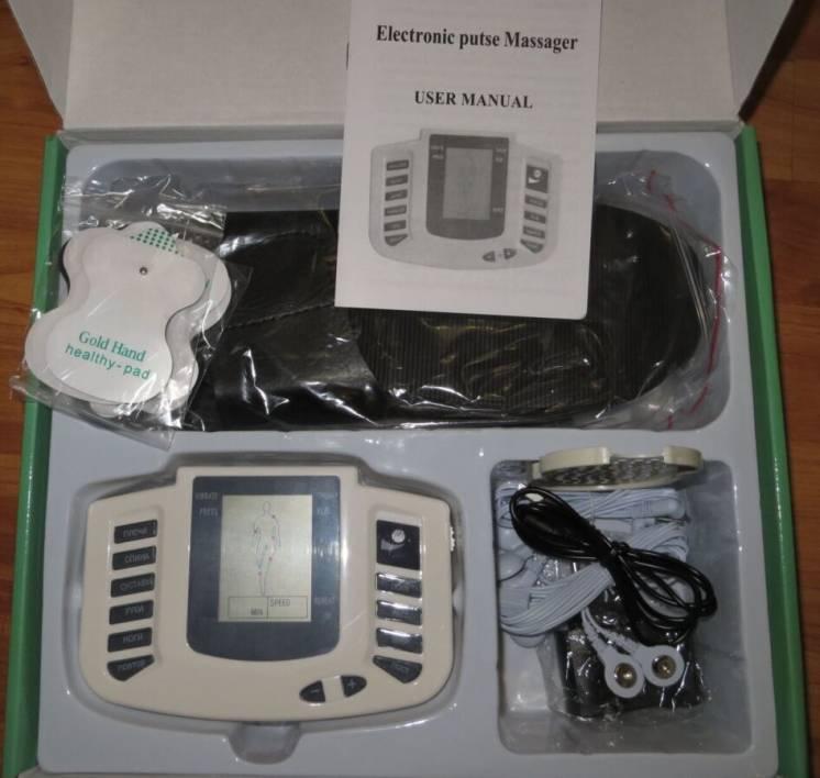 Миостимулятор массажер jr 309 обж техника безопасности дома