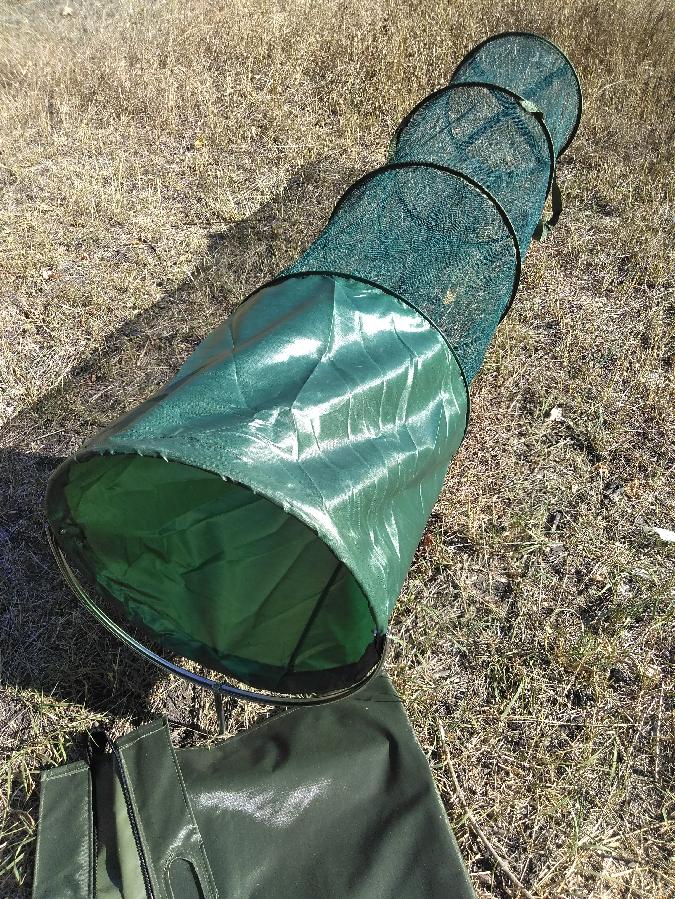 Садок для рыбалки 2 метра.
