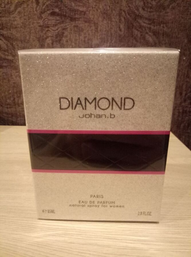 Парфюмированная вода diamond johan b (geparlys) франция