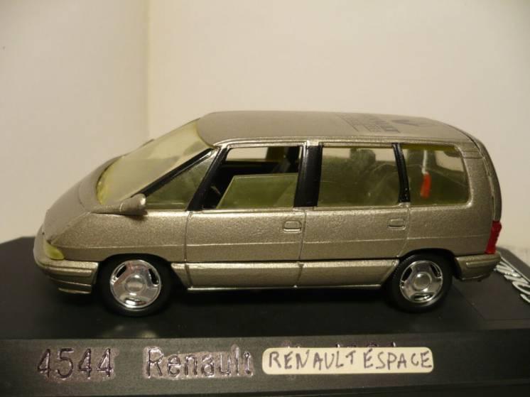 Renault Espase - Модель 1/43 Solido