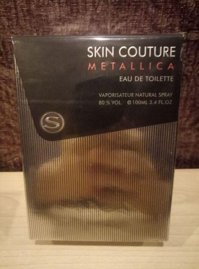 Туалетная вода skin couture metallica armaf