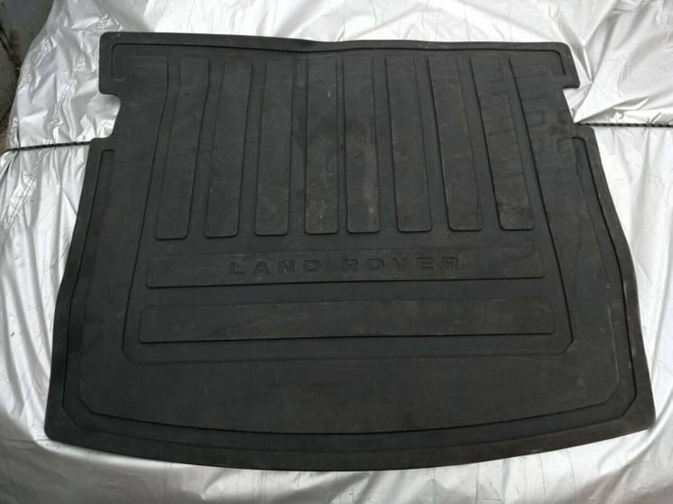 Коврик резиновый в багажник Land Rover LR2 (2013) - Оригинал!