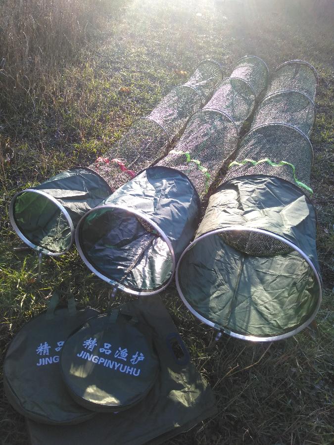 Садок для рыбалки 2.4 метра