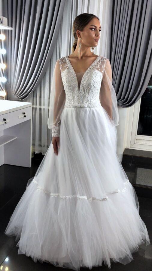 Новое Свадебное платье в стиле